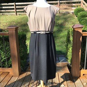 NWT - Two tone dress